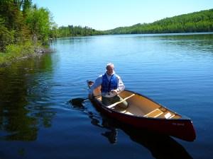 Ultra-Light nova craft canoe