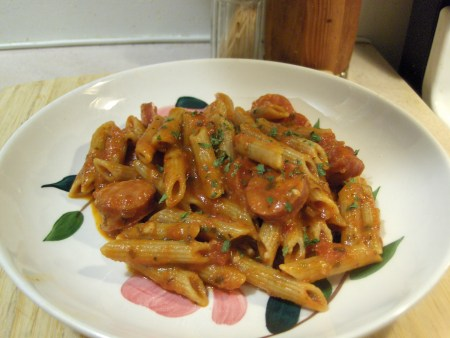 Wheat Penne Calories