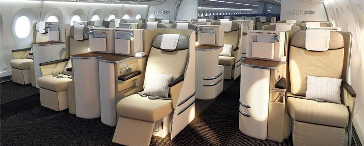 Hawaiian Airlines New A350 XWB Fleet