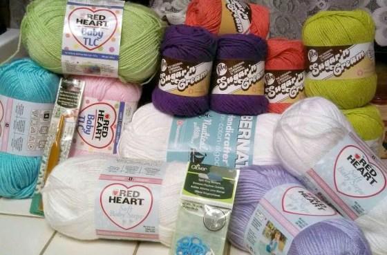 Yarn Shopping