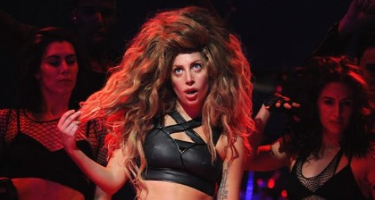 Lady Gaga 2013 iTunes Festival