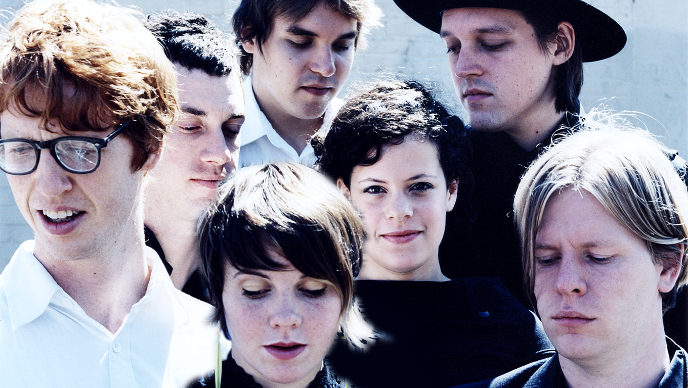 Guitar And Girl Wallpaper The Essential Arcade Fire Beats Per Minute