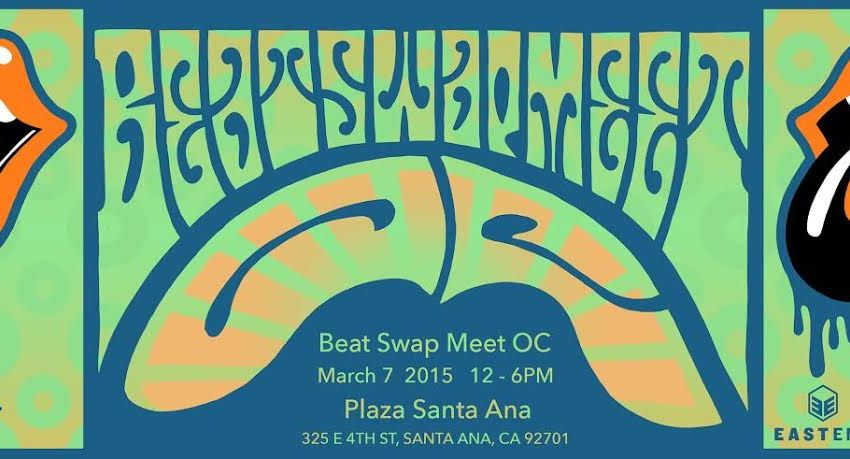 BEAT SWAP MEET ORANGE COUNTY NO. 2