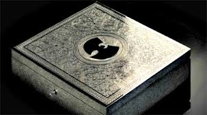 BIGGEST DOUCHE EVER BUYS ONLY COPY OF WU TANG CLAN'S NEW ALBUM