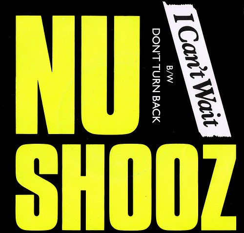 "NU SHOOZ DANCE CLASSIC ""I CAN'T WAIT"" TURNS 30"
