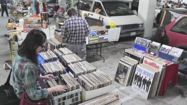 'PCC': one of LA's oldest record swap returns April 3rd