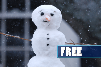 Snowman Contest