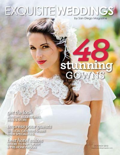 It's Here! Exquisite Weddings Magazine!   beauandarrowevents