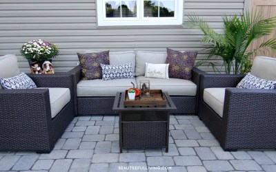 Fall Outdoor Spaces Tour