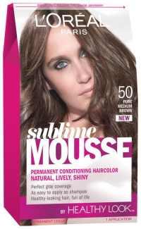 Review'd: L'Oreal Sublime Mousse Hair Color - Beautelicious