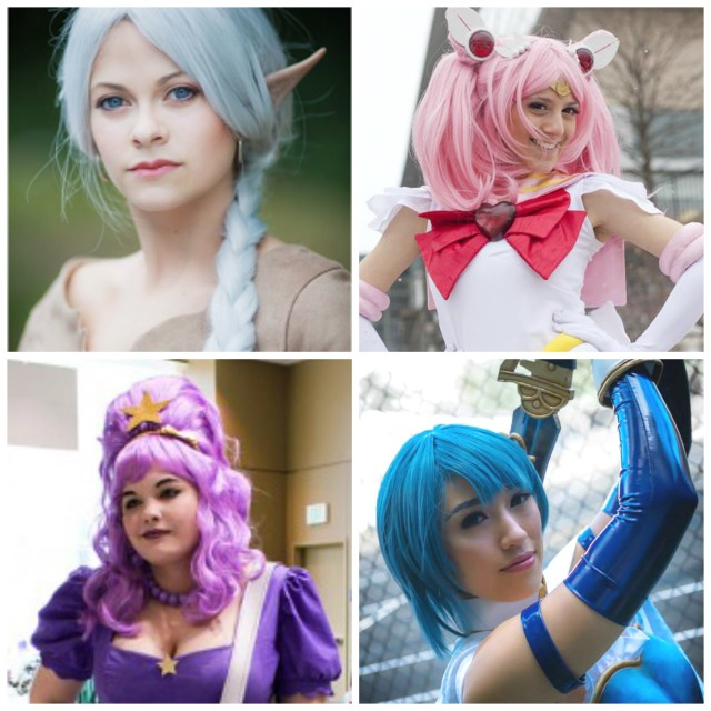 Super Cute Cosplayers