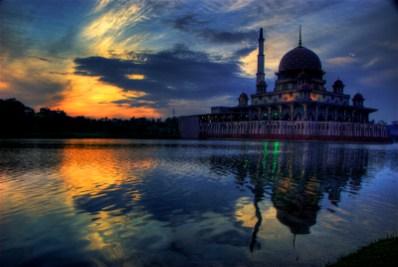 Putrajaya Mosque | Beautiful Cool Wallpapers