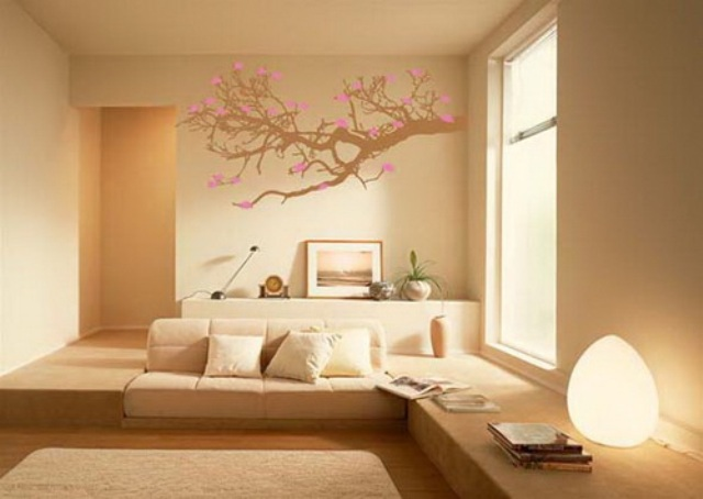 Beautiful Living Room Wall Decorating Ideas