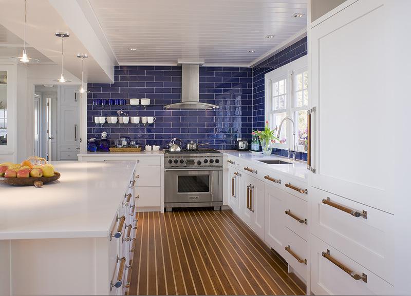 blue kitchen backsplash beautiful homes design kitchen backsplash kitchen rich brown cabinetry mosaic tile backsplash hgtv