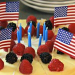 An Independence Day Birthday Party for AMERICA!