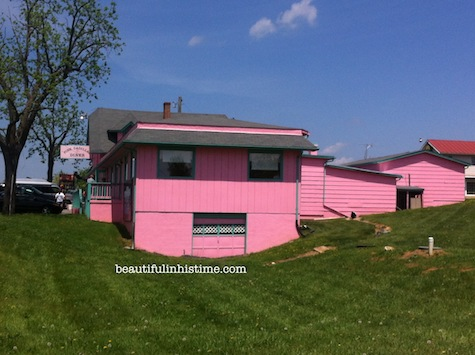 Pink Cadillac Diner Virginia Vacation