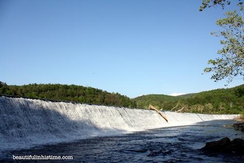 James River Virginia Appalachian Trail Snowden Dam Virginia Vacation