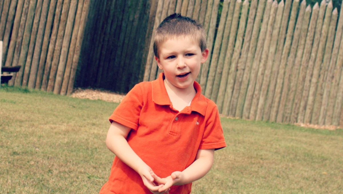 """Ezra's Story: from """"typical"""" to a behavioral diagnosis"""