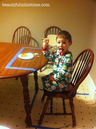 Visual boundaries for children
