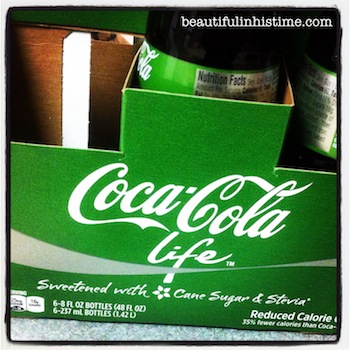12 coca cola life