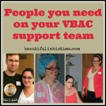 VBAC support