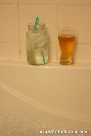 prodromal labor drinking
