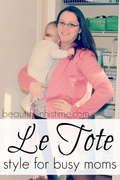 STYLE FOR BUSY MOMS