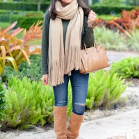 ULTRA COZY OVERSIZED SCARF