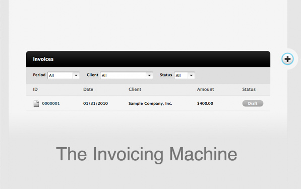 The Invoice Machine So good it results in unnecessary billing