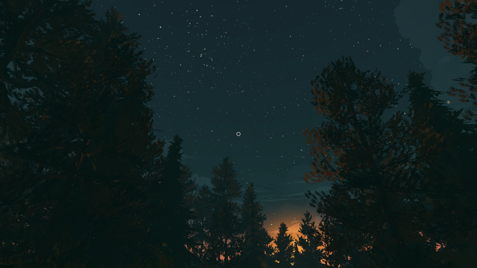 Amazing Wallpapers For Iphone 4 Firewatch Pyromance Beautiful Pixels