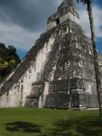 Tikal Guatemala - Temple 1