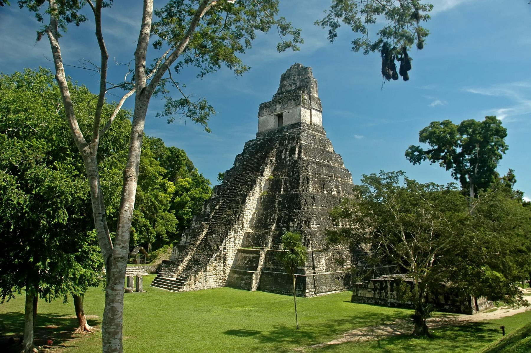 Tikal Guatemala - Beautiful Places to VisitBeautiful Places to Visit