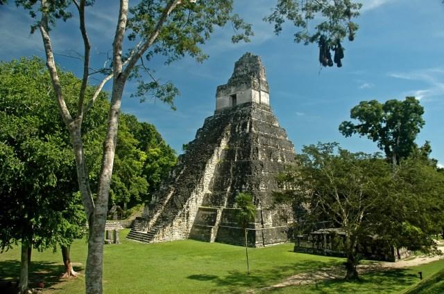 Tikal, Guatemala - Temple 1