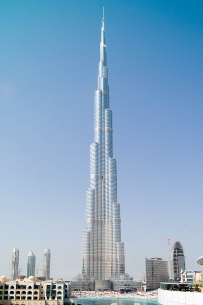 Burj Khalifa | Beautiful Places to Visit