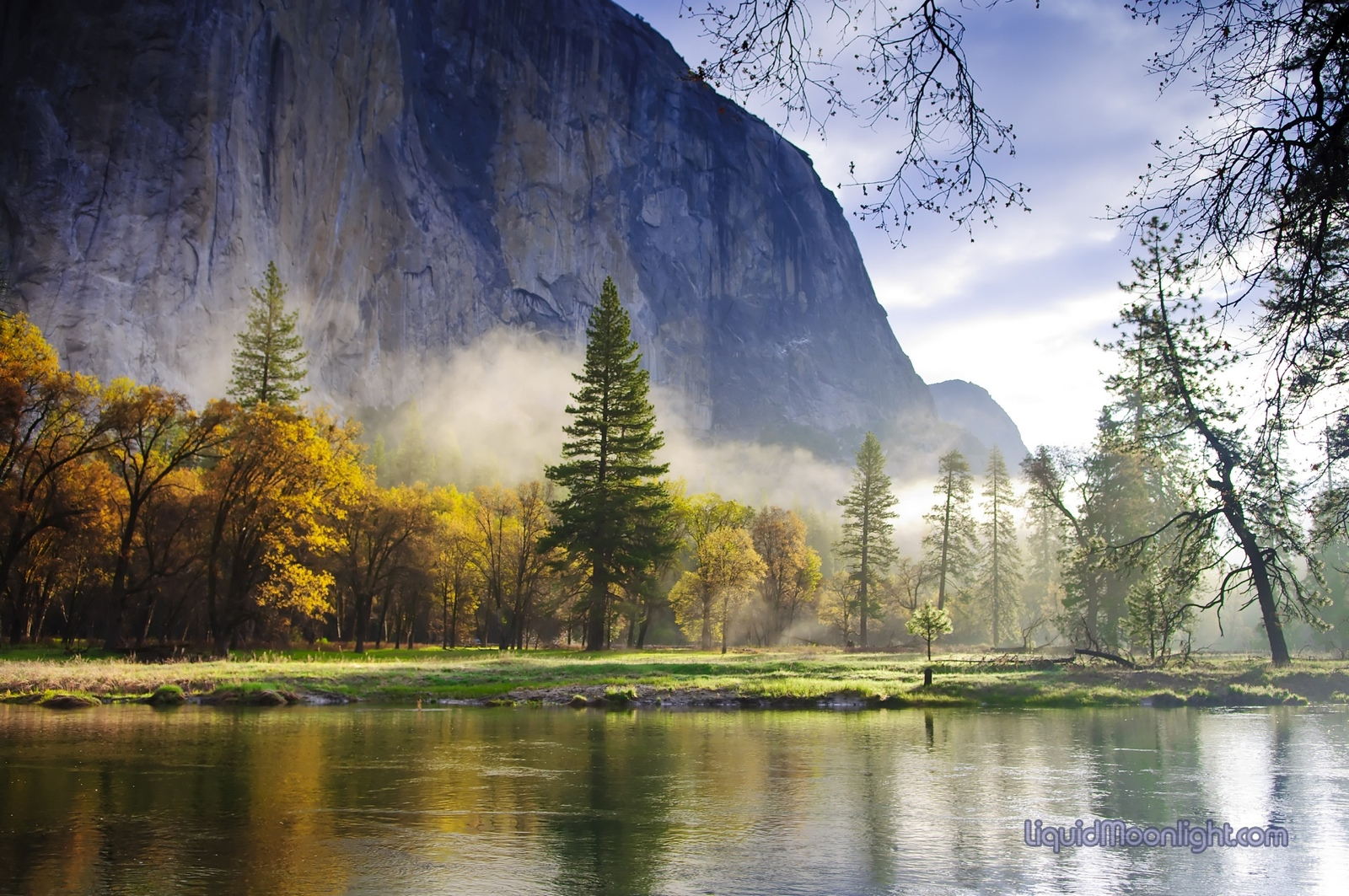 a report on visiting yosemite national park