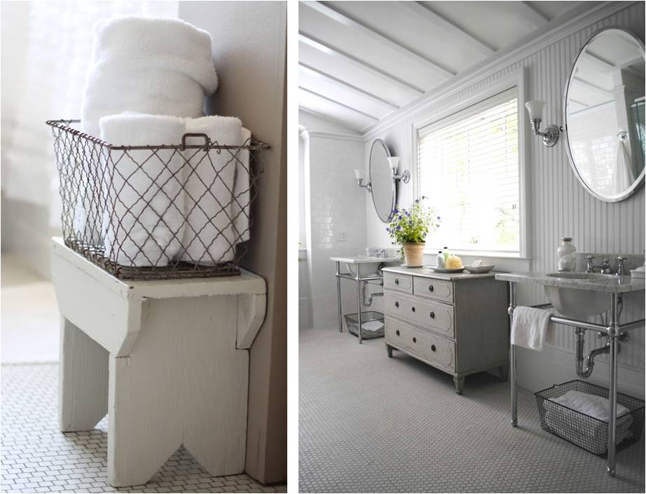 Bathroom Storage Baskets Ztil News
