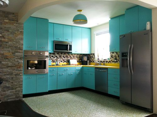 Second Hand Kitchen Island Best Vintage Metal Kitchen Cabinets In 2019