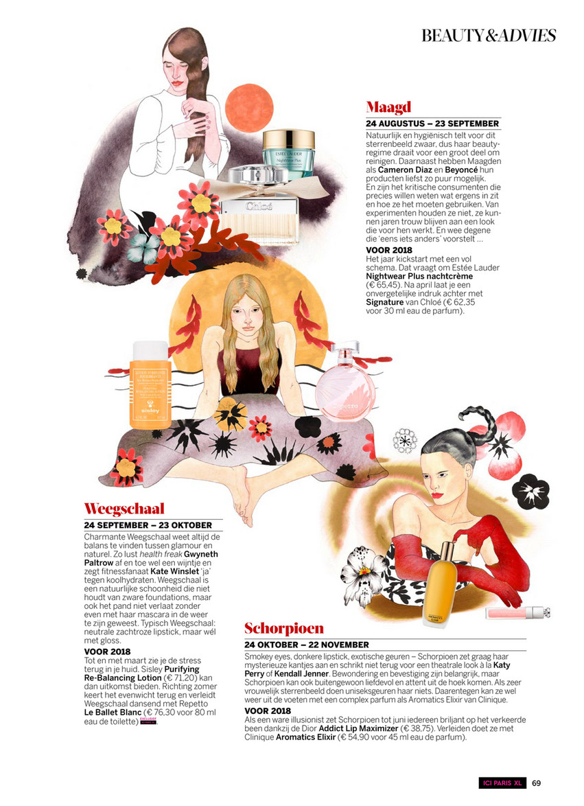 24 November Sterrenbeeld Beauty You Nl Beauty You November 2017 Pagina 68 69