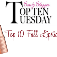 Top 10 Fall Lipsticks!