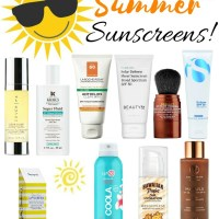 Best Summer Sunscreens 2016