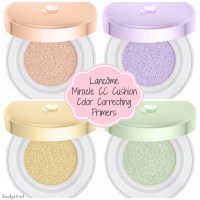 Lancôme Miracle CC Cushion Color Correcting Primers