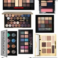Best Fall Eyeshadow Palettes!
