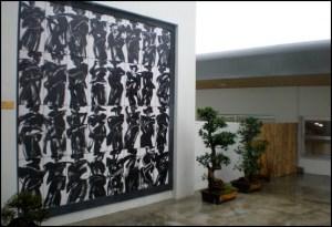Bencab Museum Mural Painting