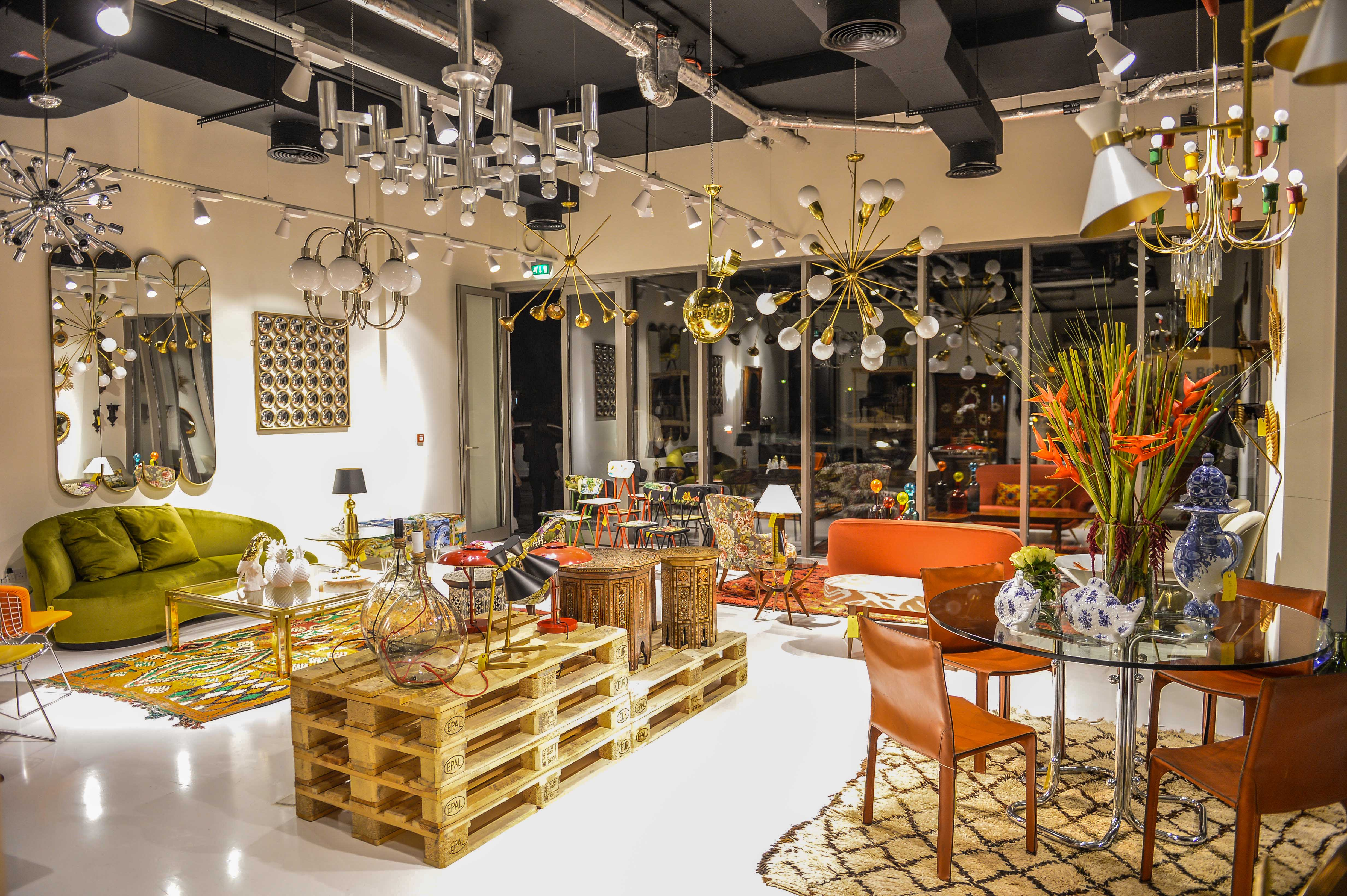 The Odd Piece The First Home Furnishing Boutique Beauty And Fashion Dubai