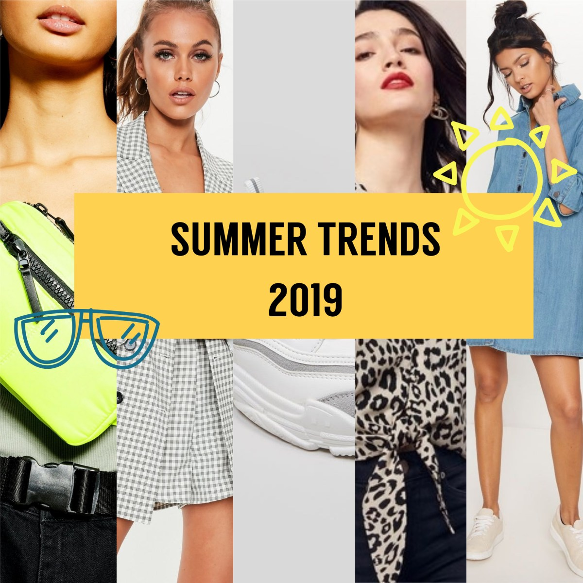 Summer 2019 trends   BeautyandShe – Cardiff lifestyle and ...