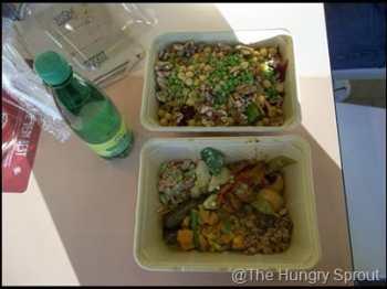 Whole Foods prepared bar