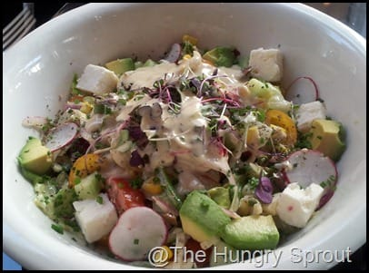Chopped Vegetable Salad BLT Bar and Grill