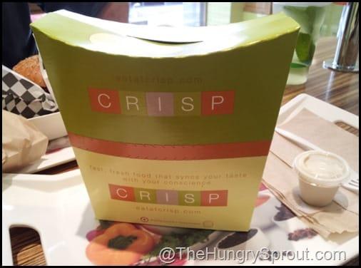 Signature Falafel Crisp New York City