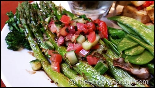 Asparagus Seasons 52 The Hungry Sprout