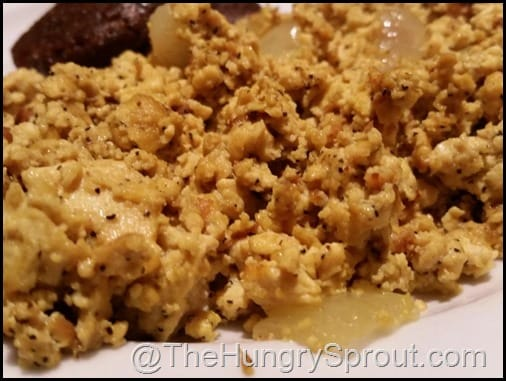 Tofu Scramble Ethos The Hungry Sprout